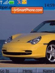 Porsche 912 theme screenshot