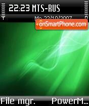 Deadpxl Pxl Plus Green S60 v2 theme screenshot