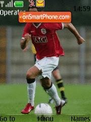 Cristian Ronaldo es el tema de pantalla