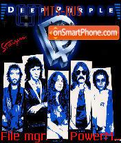 Deep Purple es el tema de pantalla