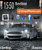 Aston Martin 06 es el tema de pantalla