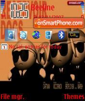 South Park theme screenshot