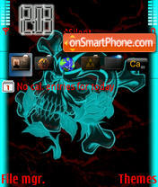 Neon 6283 es el tema de pantalla