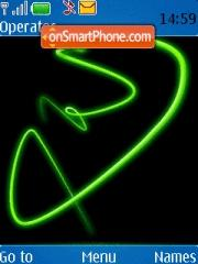 Glow theme screenshot