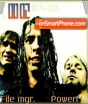 Nirvana 02 es el tema de pantalla