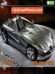 Mercedes Tokyo es el tema de pantalla