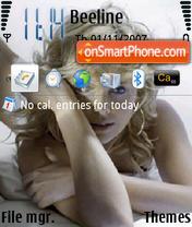 Sharlize Teron es el tema de pantalla
