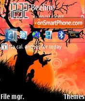 Orange Tree es el tema de pantalla