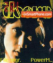 Jim Morrison 01 es el tema de pantalla