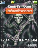 Skeletor es el tema de pantalla