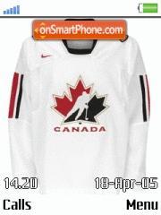 Canada 01 es el tema de pantalla