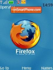 Firefox 05 es el tema de pantalla