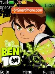Ben theme screenshot