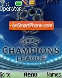 Uefa Cup es el tema de pantalla