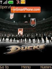 Anaheim Ducks theme screenshot