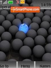 Black Ball theme screenshot