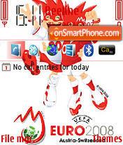 EURO 2008 es el tema de pantalla