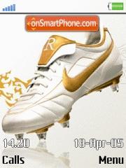 Ronaldinho 12 es el tema de pantalla