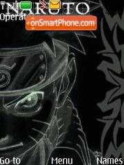 Naruto 07 theme screenshot
