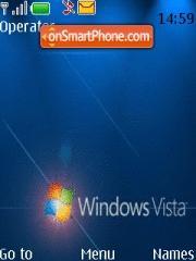 Vista Blue 03 es el tema de pantalla