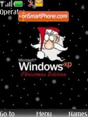 Windows Xmas Edition es el tema de pantalla