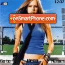 Avril 05 es el tema de pantalla