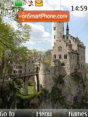 Castles theme screenshot