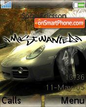 NFS Porsche Cayman es el tema de pantalla