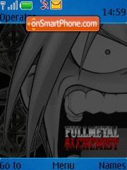 Edward Fma theme screenshot