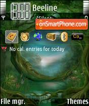 Sleeping Tree 2 es el tema de pantalla