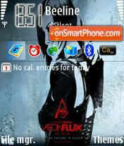 Aeon Flux 04 es el tema de pantalla