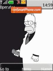 Simpson Scarface theme screenshot