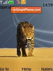 Leopard tema screenshot