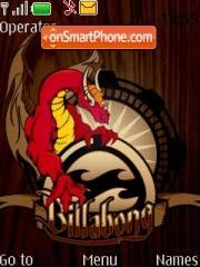 Billa Bong Theme-Screenshot