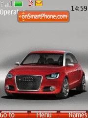 Audi 09 theme screenshot
