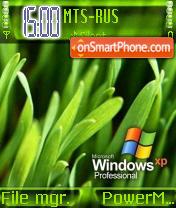 Grass Windows theme screenshot
