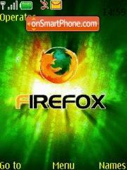 Firefox Theme theme screenshot