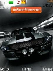 Mustang Eleanor theme screenshot