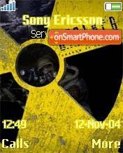 S.T.A.L.K.E.R theme screenshot