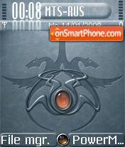 Dragonstyle es el tema de pantalla