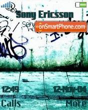 Graffiti 02 es el tema de pantalla