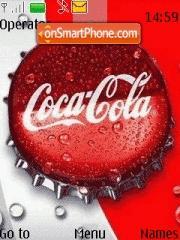 Coca Cola theme screenshot