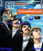 Beatles theme screenshot