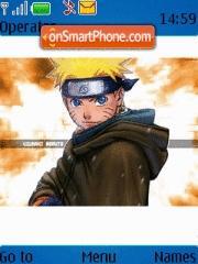 Naruto Usumaki theme screenshot
