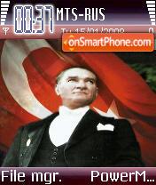 Ataturk2 es el tema de pantalla