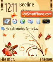 Glamour YI theme screenshot