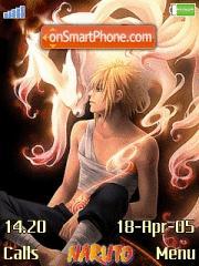 Naruto Kyuubi es el tema de pantalla