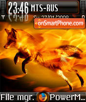 Firefox 08 es el tema de pantalla