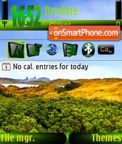 Nature ver1s60v3 theme screenshot