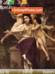 Cupidon es el tema de pantalla